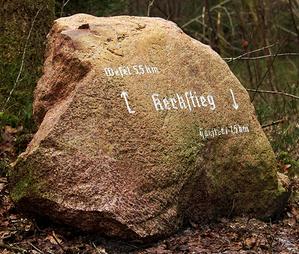 Kerkstieg - Findling©VNP